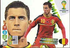 Panini XL Adrenalyn World Cup 2014 Limited Edition Eden Hazard BELGUIM