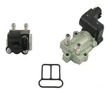 Idle Air Control Valve - Honda Civic 1.7L - 16022-PLC-J01 IAC IACV - With Gasket