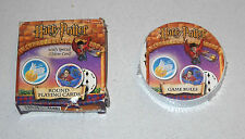 HARRY POTTER ROUND PLAYING CARDS Carta Mundi 2001 PERFETTO Carte rotonde