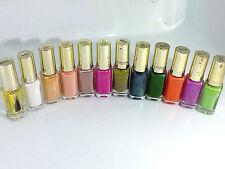 L'Oréal Paris Stock Lotto Smalto Color Riche le Vernis 12 Colori Gel Moda Estate