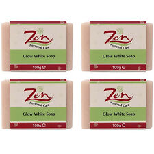 GLOW WHITE SOAP 100gms Pack of 4   BEST WHITENING SOAP