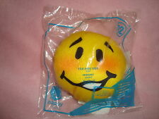 2016 McDONALDS EMOJI PLUSH Happy Meal Toy #12 TEE HEE HEE  NIP