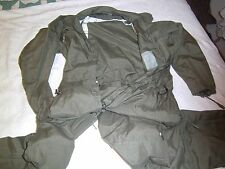 US Army coveralls combat vehicle crewmans size small regular 100%  Armid