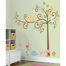 NEW* Scroll Tree Wall Mega 163cm Mural Removable wall decals stickers appliques
