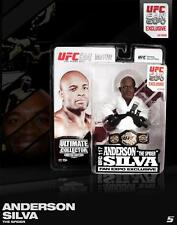 ANDERSON SILVA W/GI  ROUND 5 UFC FAN EXPO ACTION FIGURE TOY BRAND NEW