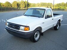 1996 Ford Ranger 1-OWNER 108K XL A SOUTHERN NON-RUSTY OL'E HAULER