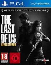 ★ PS4 Spiel The Last of Us - Remastered *wie NEU!* deutsch Playstation 4 Top! ★