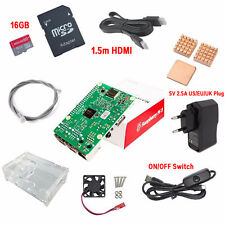 Raspberry Pi 3 Model Kit B 1 GB di RAM Quad Core Starter 1.2GHz CPU