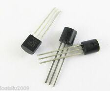 30 Pcs Transistor 2N2222 MPS2222 NPN, TO-92 Package