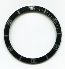 Bezel Insert 5513-1 black/silver 5513 1680 For Rolex