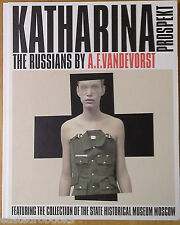 Russian soviet fashion Katharina prospect Exhibition Moscow Museum 2005