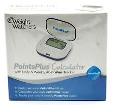 WEIGHT WATCHERS POINTS PLUS Calculator NAC 4A Daily Weekly Tracker SEALED NEW