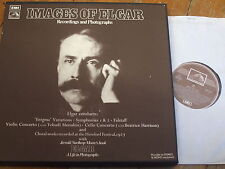 RLS 708 Images of Elgar 5 LP box with book