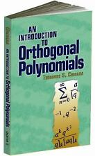 An Introduction to Orthogonal Polynomials by Theodore S. Chihara (2011,...