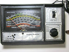 Vintage Old 70s Sears Engine Analyzer Tune Up Tester Rat Hot Rod Muscle Car Auto
