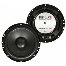 permb quart QMW165 golf vi woofer 16,5 cm QMW-165 golf vi adatto a golf vi ecc