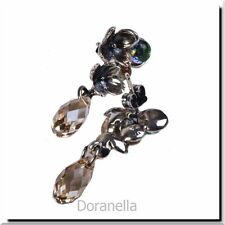 Authentic Trollbeads Glass 56105 Flowers, Asymmetrical :1 27% OFF