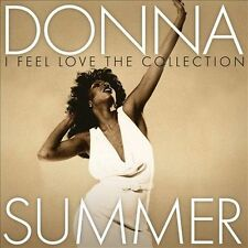 I Feel Love: The Collection by Donna Summer (Vocals) (CD, Sep-2013, 2 Discs,...