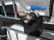 Wasserhahn Adapter 1Zoll Wassertank 1000 IBC Container