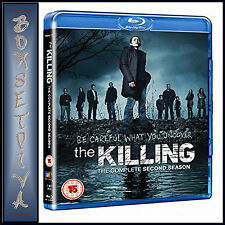THE KILLING - COMPLETE SEASON 2 ***BRAND NEW BLU-RAY**