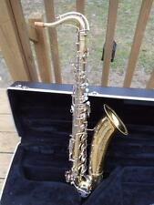 1967 Conn 16M Tenor Saxophone With Case And Mpc. Plays Good