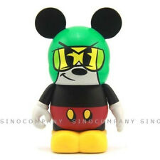 Gift DISNEY VINYLMATION Green MICKEY MOUSE CARTOON CROISSANT DE TRIOMPHE FF172
