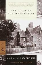 The House of the Seven Gables Modern Library Classics)