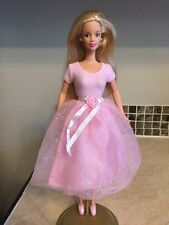 Barbie Doll In Clothes And Shoes Lot