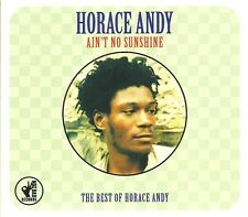 HORACE ANDY AIN'T NO SUNSHINE - 2 CD BOX SET - SKYLARKING, DUB RIGHT & MORE