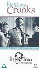 Too Many Crooks - Terry-Thomas - George Cole - Excellent Condition VHS 1106/1