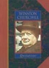 Winston Churchill Quotations (Military and Wartime), Notley, David
