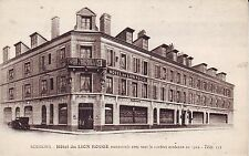 France Soissons - Hotel du Lion Rouge old unused postcard