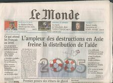 ▬► JOURNAL DE NAISSANCE / ANNIVERSAIRE Le Monde du 16 Avril 2002