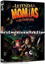 La Leyenda De Las Momias De Guanajuato DVD NEW De La Leyenda De La Nahuala !