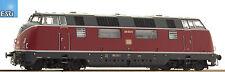 """ESU AC/DC H0 31081 Diesellok V220 022 der DB """"Sound + Rauch"""" - NEU + OVP"""