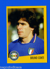 [GCG] AZZURRI CON IP - Merlin - Figurina-Sticker n. 8 - BRUNO CONTI -New