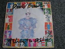 David Bowie-Ashes to Ashes 7 PS-1979-Germany-Pop-RCA-Single-Vinyl