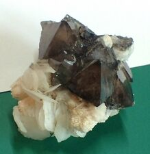 Scheelite & Calcite Specimen Mined In Sichuan China 24g