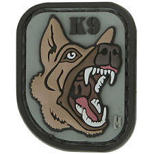 PVC Morale Patch - MAXPEDITION - GERMAN SHEPHERD Dog GSD - SWAT Stealth