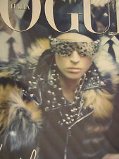 BRAND NEW: VOGUE ITALIA NOVEMBER 2011 WITH VOGUE BEAUTY SUPPLEMENT