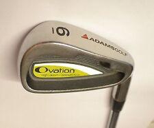 Adams Golf Ovation High Launch 6 Iron True Temper Steel Shaft
