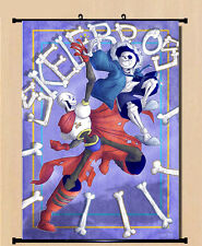 Game Anime Undertale Sans Cool Wall Scroll Home Decor Poster Birthday 40*60cm