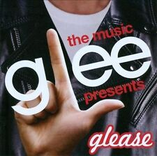 Glee: The Music Presents Glease 2012 by Glee Cast ExLibrary