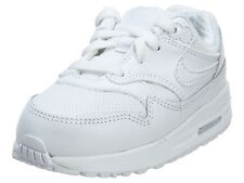 Nike Air Max 1 Td Toddler 609371-119 White Athletic Shoes Sneakers Baby Size 10