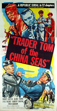 Trader Tom of the China Seas - Cliffhanger Movie Serial DVD Harry Lauter