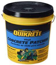 Quikrete 20 LB Pail, Gray, Vinyl Concrete Patcher 113320