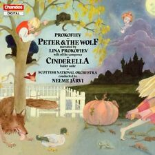 Sergey Prokofiev : Peter and the Wolf CD (1999)