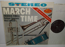 AMS 16012 March Time Eastman Symphonic Wind Ensemble Frederick Fennell