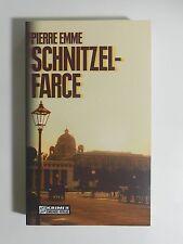 Pierre Emme Schnitzelfarce Palinskis zweiter Fall Krimi Gmeiner Verlag