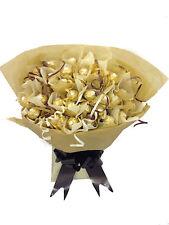 Gran Ferrero Rocher Chocolate Gift Basket Bouquet 34 artículos Regalo Único